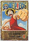 [ DVD ] ONE PIECE piece.1 [DVD] 価格: : 5184円 Amazon価格: : 5184円 USED価格: : 71円~ 発売日: : 2001-02-21 発売元: : エイベックス・ピクチャーズ