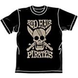 [ おもちゃ&ホビー ] ONEPIECE 赤髪海賊団Tシャツ ブラック サイズ:S List Price: : JPY 3132 Price: : JPY 3132 Release Date: : 2008-06-28 Seller: : コスパ(COSPA) Availability: : 在庫あり。