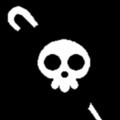 ブルックの海賊旗