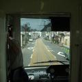江ノ電車窓から