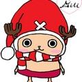 クリスマスなチョッパー^^