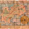 フォーカントリー島 海図ver