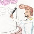サッチ愛のケーキ