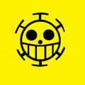 トラファルガー・ローの海賊旗