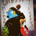 Luffy×Jimbe