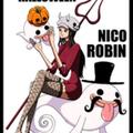 ワンピース・ハロウィン【ニコ・ロビン】