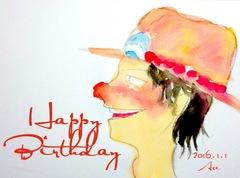 エース誕生日おめでとう!!!