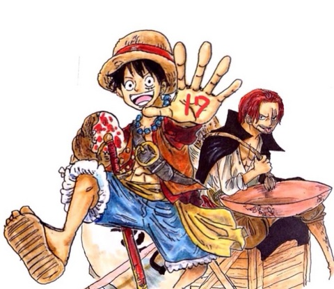 ONE PIECE 17th